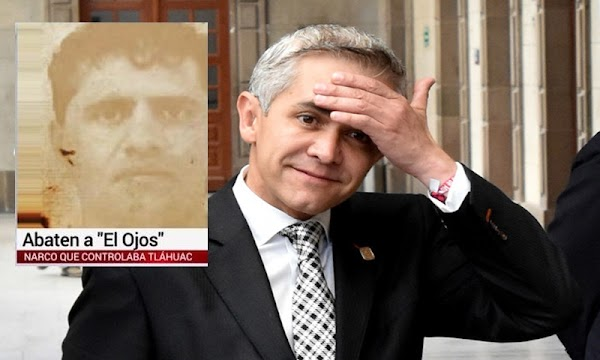 Mancera minimiza presencia del narco por sus aspiraciones presidenciales: WP
