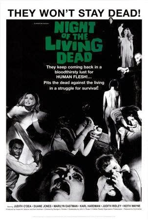 La noche de los muertos vivientes (1968) DescargaCineClasico.Net