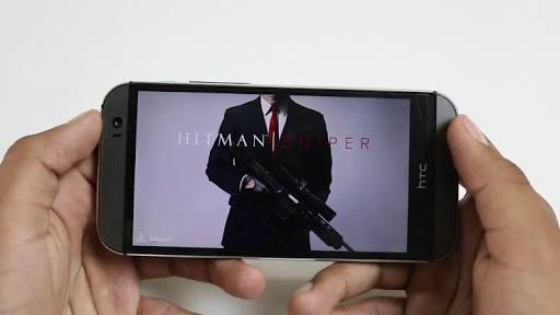 hitman sniper mod apk data