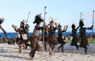 Tari Wutukala Suku Moy Pengapresiasian Terhadap Inovasi Nelayan Di Papua Barat