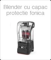 Blender cu capac cu protectie fonica