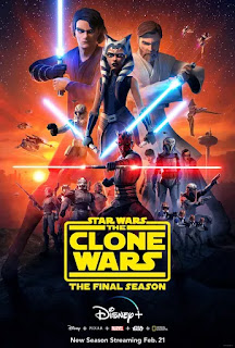 Star Wars: The Clone Wars Temporada 7 audio latino