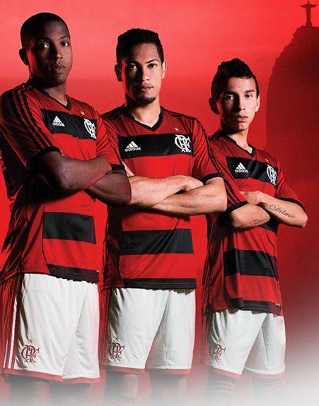 bfd546e9a7 VAZOU! Nova camisa do Flamengo Adidas!