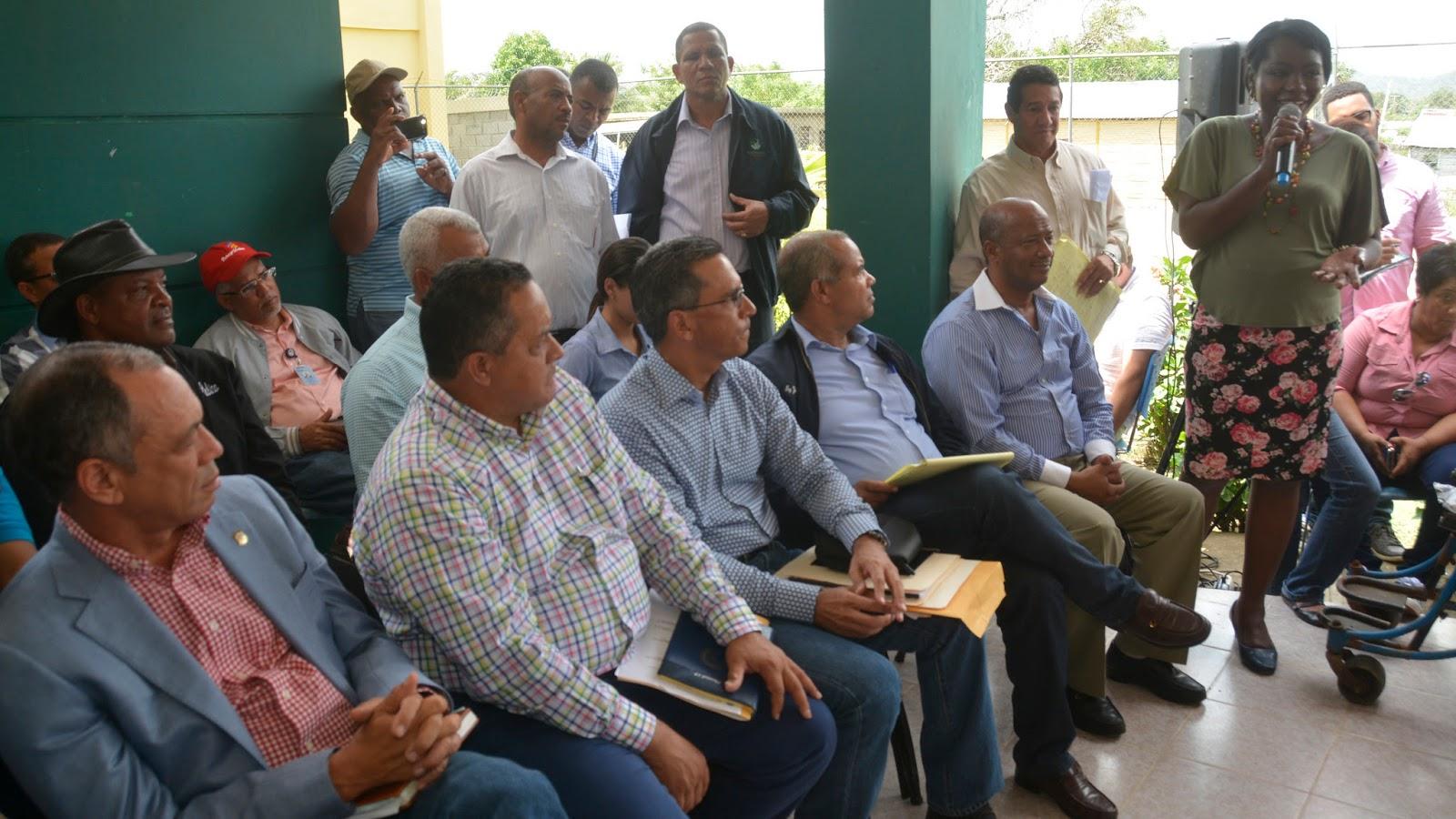 Visita Sorpresa 179: comisión formaliza acuerdos con productores de Hato Mayor