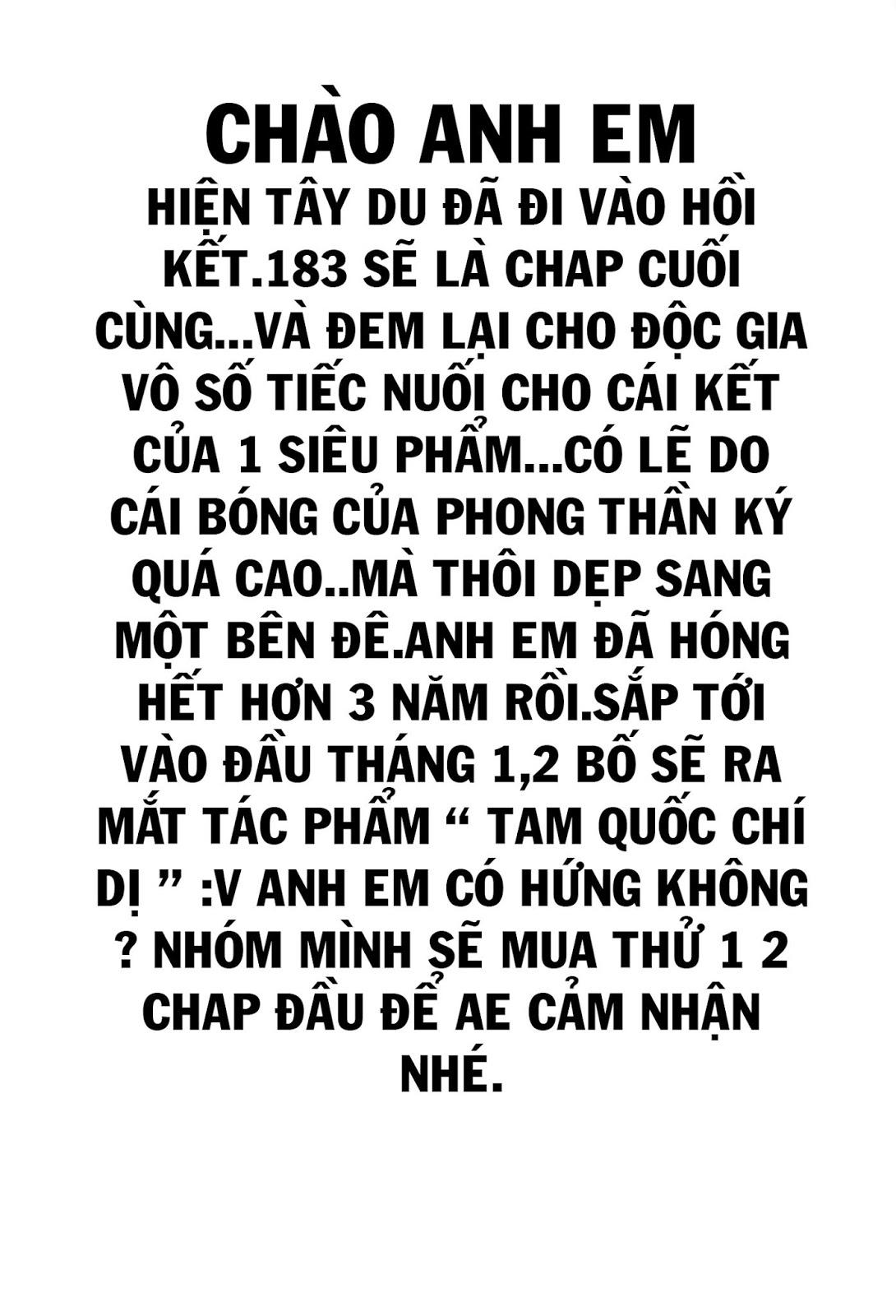Tây Du chap 182 - Trang 35