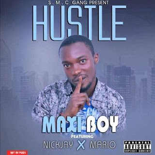 Maxy-Boy drops song titled- HUSTLE