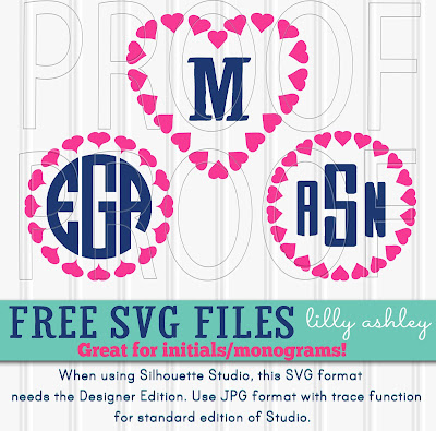 free valentine svgs