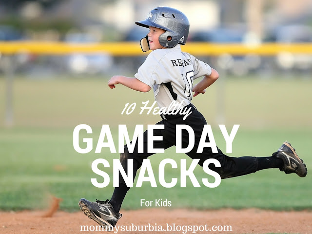 provide healthy snacks for your child and teammates