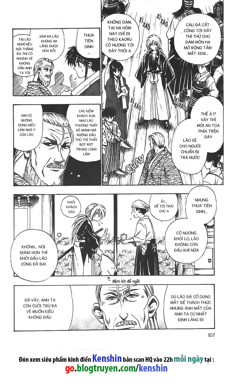 Rurouni Kenshin chap 34 trang 13
