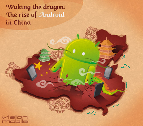 Chinese Android is Waking the Dragon can kill the western market of itunes,smartphones & tablet pc
