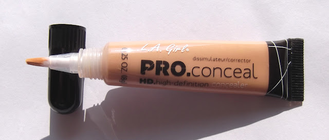 L.A GIRL Pro.Conceal HD high definition concealer.