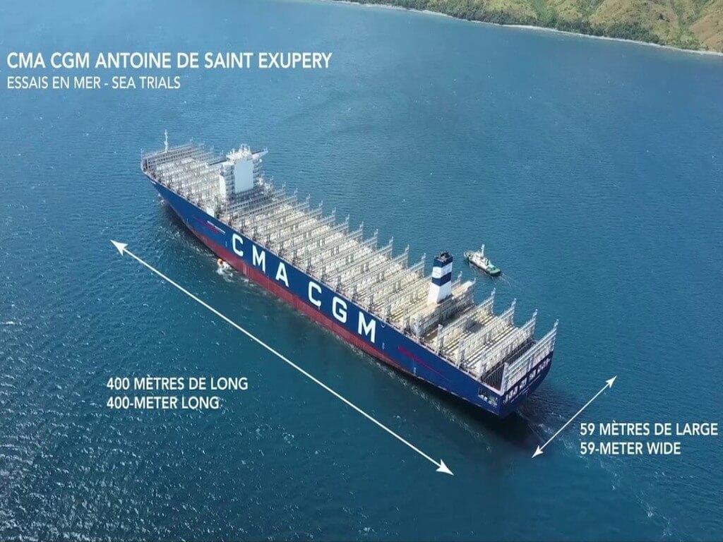 Sejarah Kapal Kontena Di Dunia