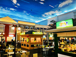 J Centre Mall Food Central - Mandaue City