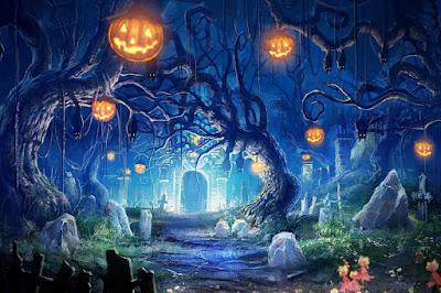 animate halloween pictures