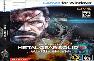 How to Download and Install Metal Gear Solid V Ground Zeroes Full Pc Game – Direct Link –  Mediafire Link – Torrent Link – 2.91 Gb – Working 100%