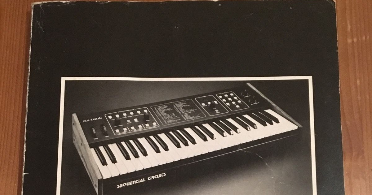 Matrixsynth Vintage Original German Sequential Circuits