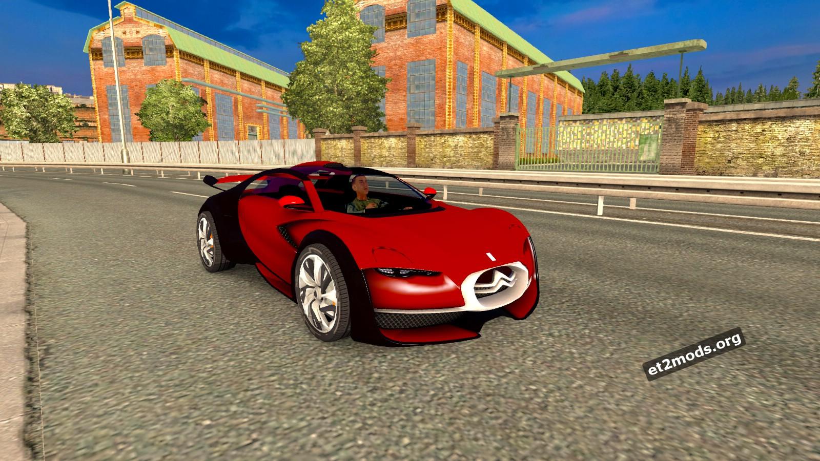 Asphalt 8 Ai Cars Pack For Ets2 Ets2 Mods