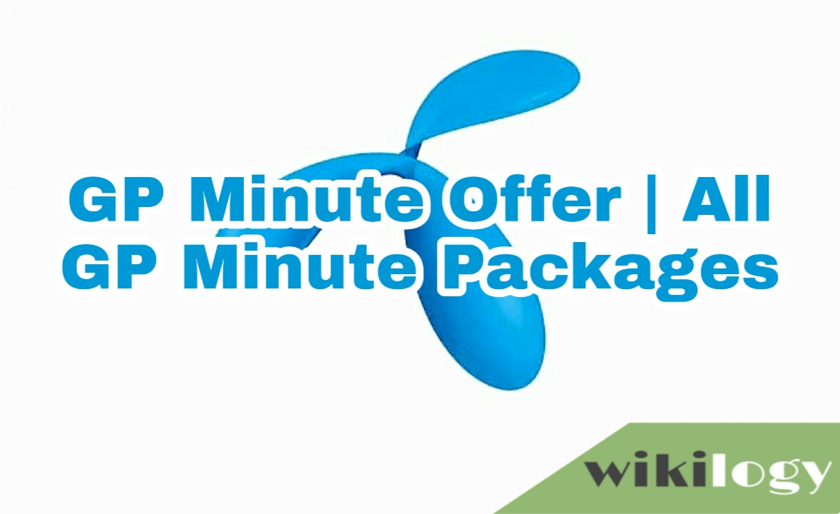 GP minute offer, GP minutes Package [year]