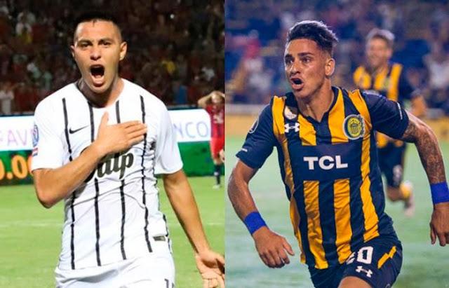 Libertad vs Rosario Central EN VIVO ONLINE por la tercera fecha de la Copa CONMEBOL Libertadores 2019.