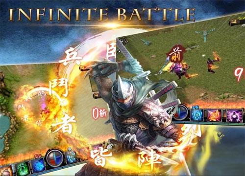 لعبة كونكر اون لاين Conquer Online تحميل مجاني لاجهزة متعددة