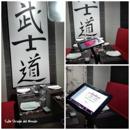 Shusi Sun il ristorante giapponese roma magliana