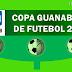 Copa Guanabara de futebol: Definidos os 16 classificados para a segunda fase