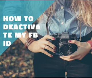 how to deactivate account on facebook permanently