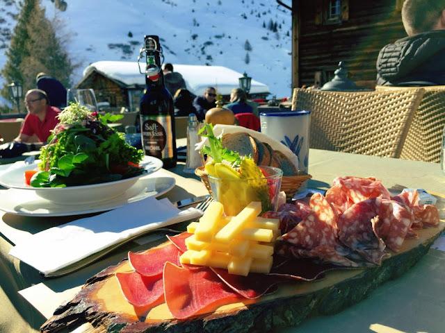 Davos Mittagessen