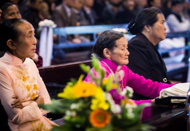Lễ truyền chức Phó tế và Linh mục tại Giáo phận Lạng Sơn Cao Bằng 27.12.2017 - Ảnh minh hoạ 24