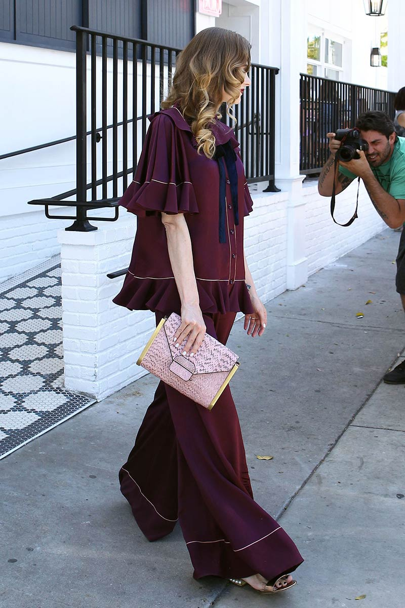 Jaime King Street Style {Cool Chic Style Fashion}