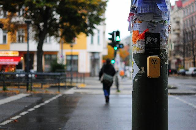 Sinal de trânsito na Alemanha