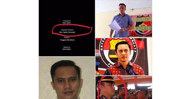TERNYATA Executive Producer Film Kontroversial Polri, Perwira Polisi Non-Muslim