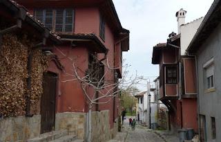 Casco histórico de Plovdiv.