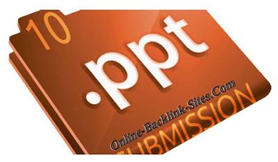 Top Ranking PPT Submission Sites List