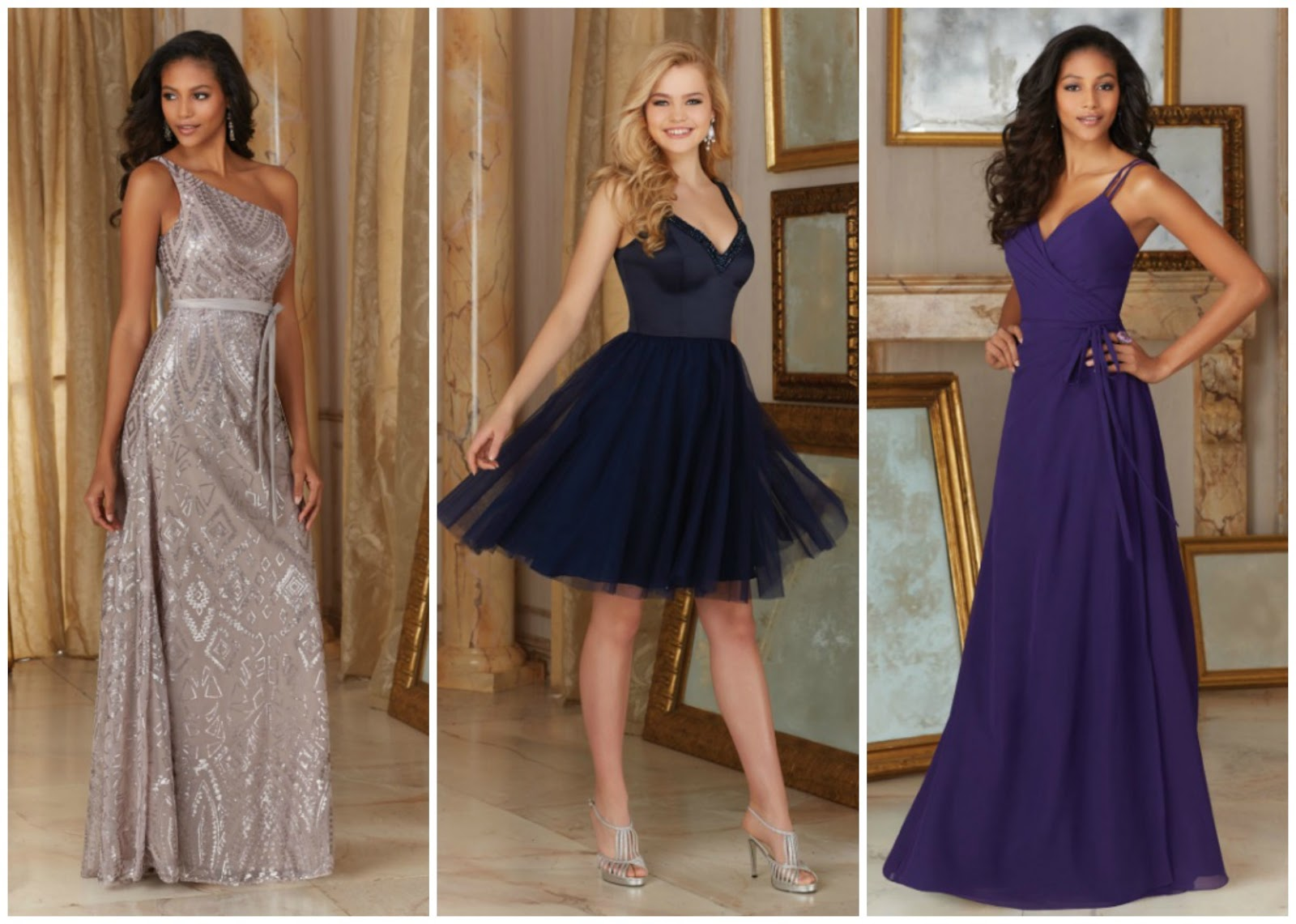 Brides of america online store august 2016 to find your dream wedding dress early in the planning process and once you accomplish that its time to find fashions for your lovely bridesmaids ombrellifo Images