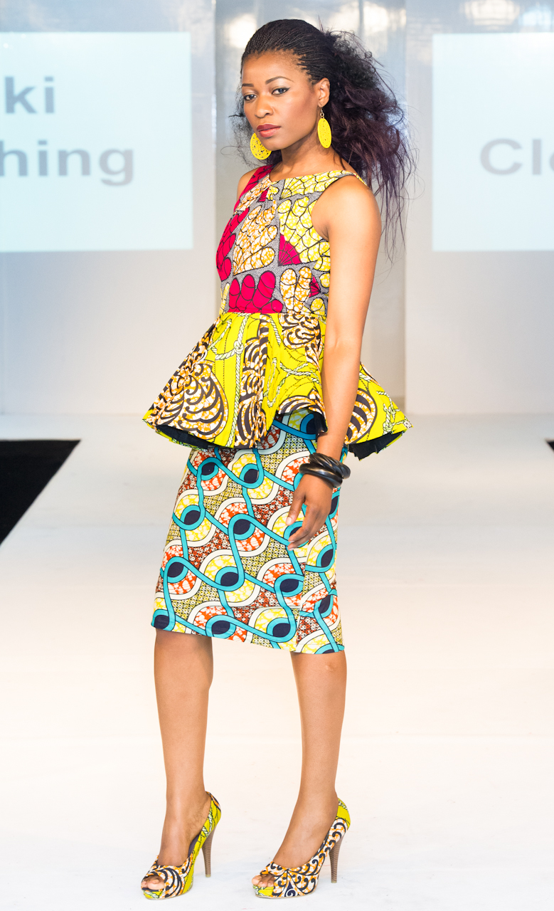 Diary Of An African Girl: African Attires Modernised....