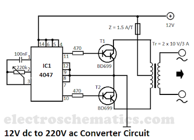 transformer 220v wiring diagram