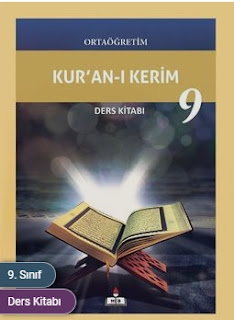9. Sınıf Kuranı Kerim Meb Yayınları Ders Kitabı Cevapları