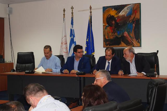 Το θέμα του δρόμου Ηγουμενίτσα - Πλαταριά, κυριάρχησε στην ενημέρωση των φορέων από τον κ. Σπίρτζη (ΒΙΝΤΕΟ)