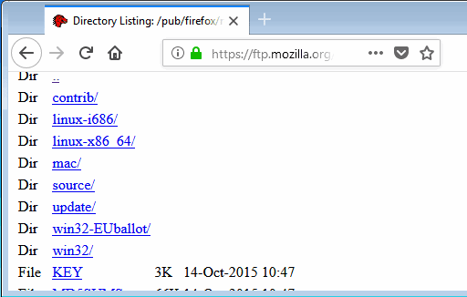 Versiones antiguas de Firefox - El Blog de HiiARA