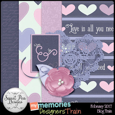 My Memories February Blog Train
