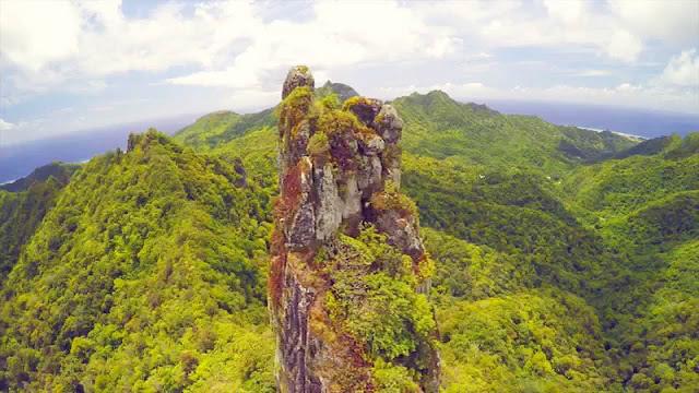 Pitcairn Island South Pacific