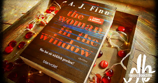 [Rezension] The woman in the window von A. J. Finn
