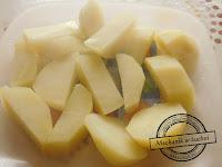 Grillowane koreczki z szparagami ziemniaki z grilla grillowane pomysł sreberko folia alu grillujemy pomysł na grilla co robić w sobotę przyjęcie grillowe Mechanik w Kuchni