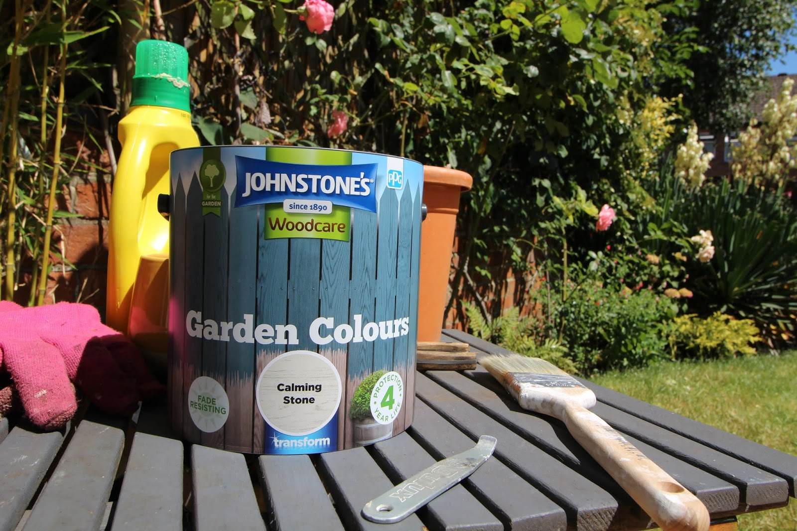 Johnstone Garden Colours Review