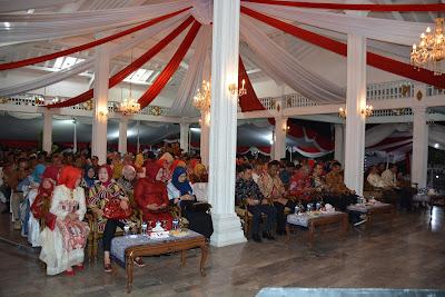 Bupati Silaturahmi Dengan Tokoh Perintis Kemerdekaan Dan Tokoh Masyarakat