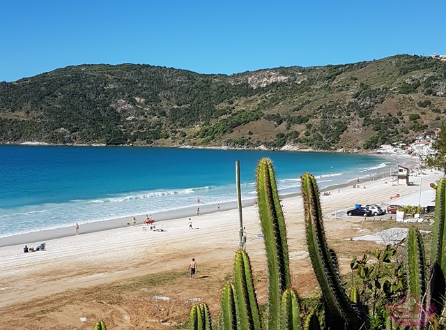 Melhores praias de Arraial do Cabo com crinaças