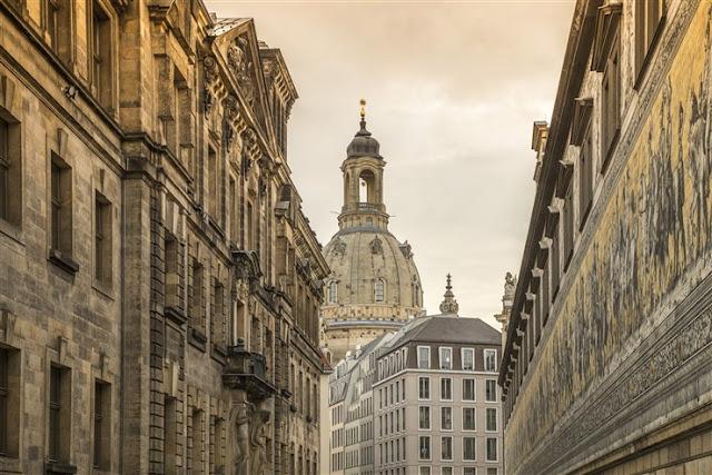 Frauenkirchen Dresden saxony