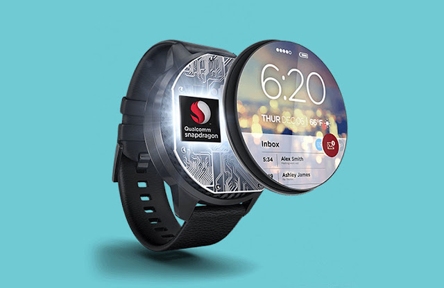 Qualcomm wants to be the heart more efficient with its Snapdragon Wear wearables 1100