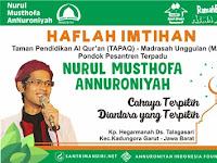 Sambut Ramadhan, Pondok Pesantren Nurul Musthofa An Nuroniyah Gelar Haflah Imtihan